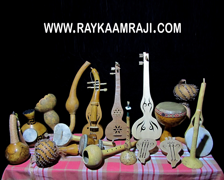 ساز های ابتکاری و دست ساز رایکا