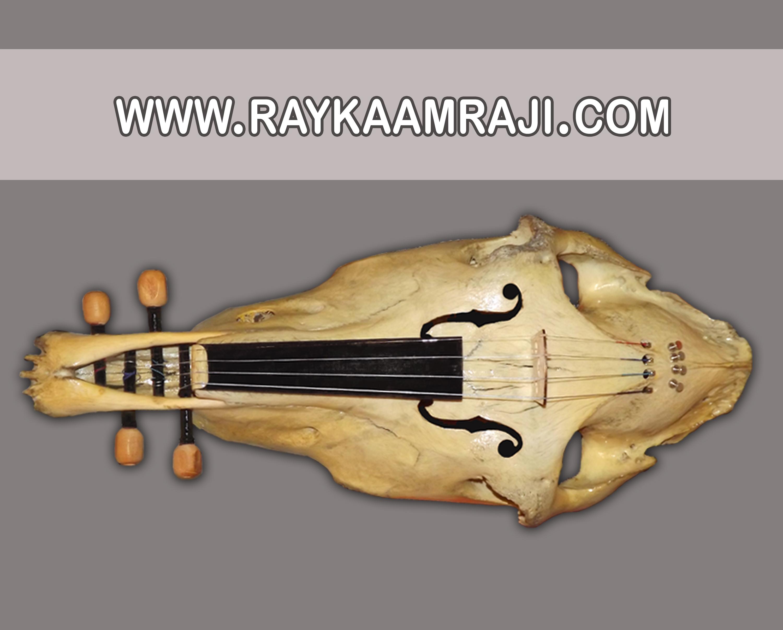 rayka handmade instrument(kuti)